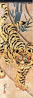 Tiger, kuniyoshi