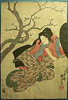 Woman Samurai, kuniyoshi