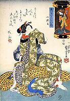 Women, kuniyoshi