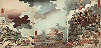 Yamamoto Kansuke, kuniyoshi