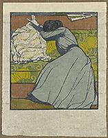 The cushion , 1903, kurzweil