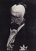 Finance Minister V.N. Kokovtsoff, 1906, kustodiev