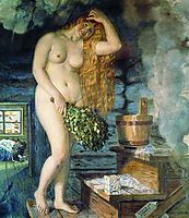 Russian Venus, 1926, kustodiev