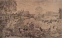 Spring, 1919, kustodiev