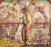The apple picker, lacombe
