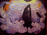 The Violet Wave, 1896, lacombe