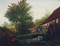 An old mill, 1859, lagorio