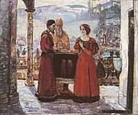 The Betrothal of Mary, 1903, lajos