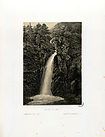 Cascade de Garet, lalanne