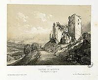 Château de Mauvesin, près Bagnères de Bigorre, lalanne