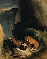 Attachment, 1829, landseer