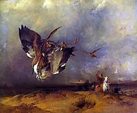Hawking, 1832, landseer