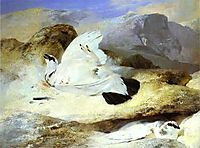 Ptarmigan, 1833, landseer