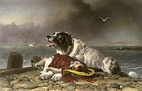 Saved, landseer