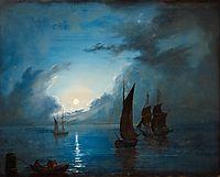 Hav i mansken, 1848, larson
