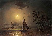 Nocturnal voyage, larson