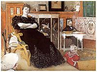 Anna Pettersson, c.1895, larsson