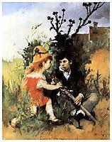 Clair obscur, 1877, larsson