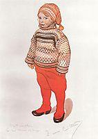 Lille Matts Larsson, 1912, larsson