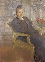 Selma Lagerlöf, 1908, larsson