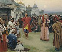 Dancing, lebedev
