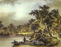 Landscape, 1833, lebedevmikhail