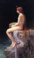 Pandora, 1882, lefebvre