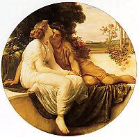 Acme and Septimus, 1868, leighton