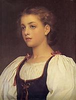 Biondina, 1879, leighton