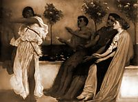 The Dancers, leighton