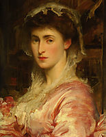 Mrs Evans Gordon, leighton