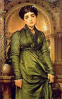 Girl in Green, leighton