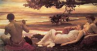Idyll, 1880-1881, leighton
