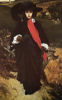 May Sartoris, 1860, leighton