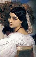 Pavonia, 1858-1859, leighton