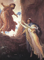 Return of Persephone, 1891, leighton