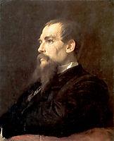 Richard Burton, 1875, leighton