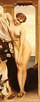 Venus Disrobing for the Bath, 1866-1867, leighton