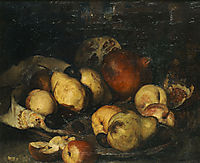 Basket with fruits, 1878, lembesis