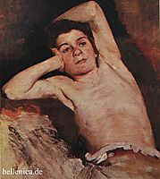 Half-naked child, lembesis