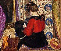 La modiste, 1901, lemmen