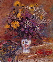 Vase of Flowers, c.1910, lemmen