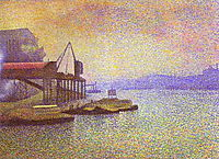 View of the Thames, 1892, lemmen