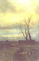 Autumn, 1877, levitan