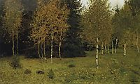 Autumn, 1889, levitan