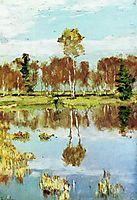 Autumn, 1895, levitan