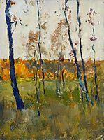 Autumn, 1899, levitan