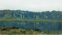 Autumn morning, 1887, levitan