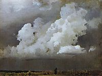 Before the storm, 1890, levitan