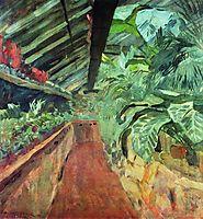 Conservatory, levitan